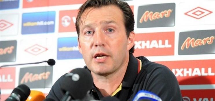 Marc Wilmots prochain sélectionneur de l'Algérie ?