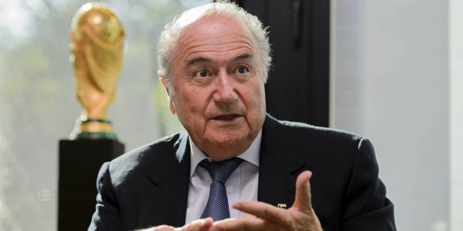 Blatter : «Boutef ? Comme un frère pour moi»