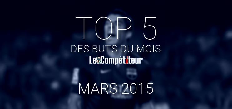 TOP5 mars2015