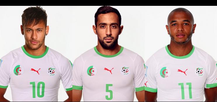 Élection du Meilleur Joueur Algérien 2014 Le Compétiteur
