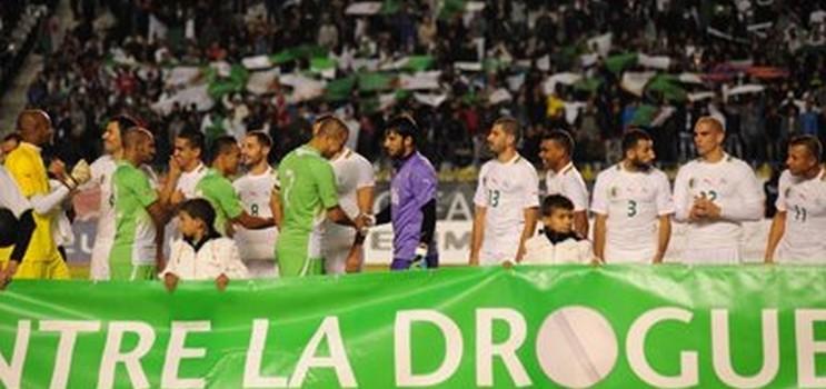 algerie 4-1