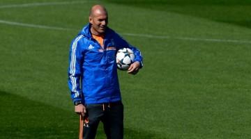 zidane coach