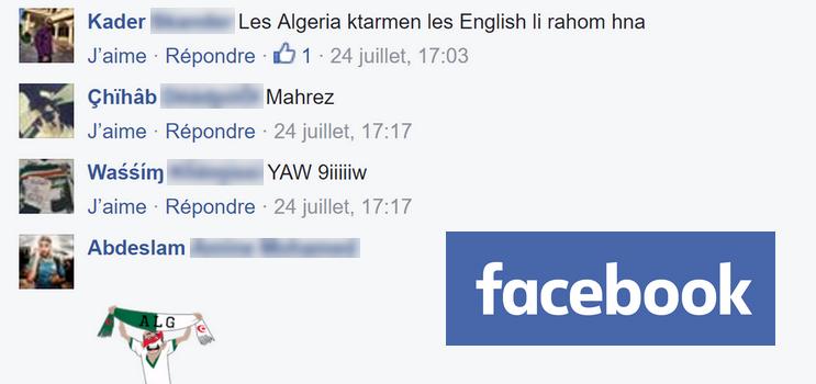 algeriens facebook