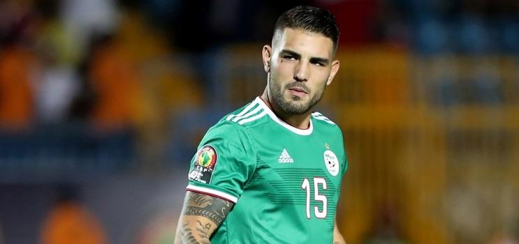 Andy Delort retenu en Algérie pour effectuer son service